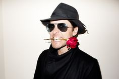 2012 Jared Leto Terry Richardson | 30 Seconds To Mars Support: New Jared Leto PHOTOS by Terry Richardson