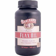 Barlean's Organic Oils Pure Flax Oil, 250 Count Softgels Bottle by Barlean's Organic Oils. $22.51. Pure Natural Oils - Old Fashioned CareFlax Oil Supplement Fresh ExPressed™ Made with Organic Flaxseed Oil Voted #1 Worlds Freshest Contains 250 light-resistant carob coated gelatin capsulesBarlean's Fresh ExPressed™ Flax Oil Capsules  Pure and pristine flax oil providing essential Omega-3 fatty acids for your good health.Leading Flax Oil Capsule Gently Cold Pressed, and...