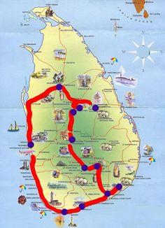 Sri Lanka 2010 - au pays du sourire