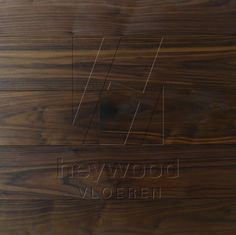 Walnut Select Oiled hout - Heywood Vloeren