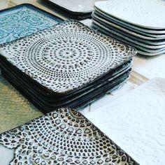 """68 tykkäystä, 5 kommenttia - Ulla Kotila I Design Social (@ulla.kotila) Instagramissa: """"Unbelievably beautiful handmade tableware at Terraviiva in Turku. Worth the visit. #terraviiva…"""""""