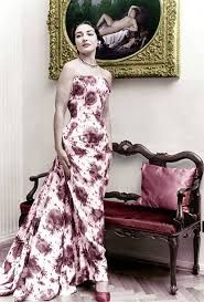 Image result for maria callas dresses