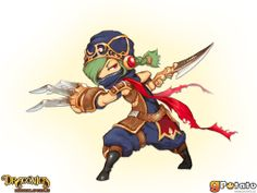 Dragonica - Assassin