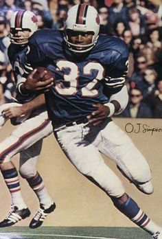 In 1973, O.J. Simpson becomes the first player in NFL history to rush for more than 2,000 yards in a single season.