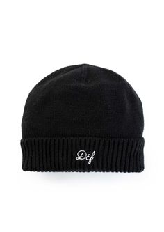 Chain Fisherman Beanie - Black Beanie, Chain, Collection, Black, Black People, Necklaces, Beanies, Beret