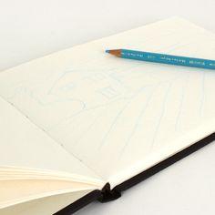 Sketching a landscape with a water brush / Croquer un paysage avec un pinceau à réservoir d'eau | DeSerres