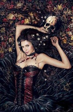 "Elena - ""The Vampire Diaries""... Nina Dobrev manip... check it out: http://www.pinterest.com/meldarfranny/"