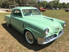 1952 Studebaker Champion Starlight Coupe For Sale