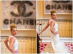 Everything...YES!  Check out more here >>> http://blog.nathanieledmunds.com/2014/08/21/rachel-andy-2/  #Bride #Wedding #10years #FWMoA #Chanel #Dress #White #Color