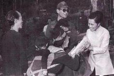 THE KINGS HH.MM. King Bhumibol and Queen Sirikit of Thailand