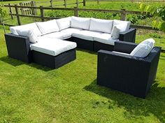 Oceans Rattan Furniture - Dominican Outdoor Rattan Sofa Set