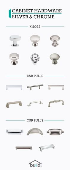 Refresh the look of your room with decorative cabinet hardware. Shop Build.com for a wide selection of knobs and pulls that will fit every style and budget.