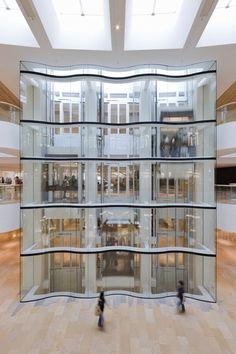 #PacificPlace Shopping Mall / Heatherwick Studio #interior #HongKong