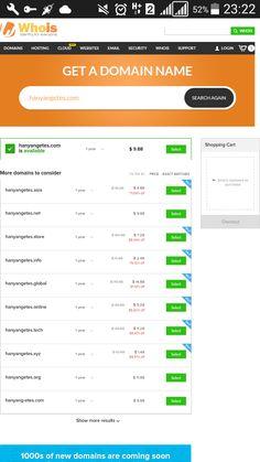 Promo Domain Murah .COM .INFO .XYZ