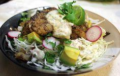 Fish taco bowl ~ Stuff I Make My Husband