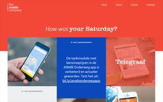 35 Fresh Single Page Websites for Your Inspiration