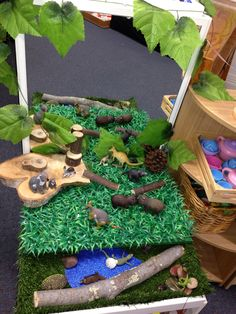 Pin Learning through play - experiencing different learning environments and holistic approaches through small world set ups Animal Activities, Family Activities, Toddler Activities, Australian Animals, Australian Art, Naidoc Week Activities, Possum Magic, Animal Years, Aboriginal Education
