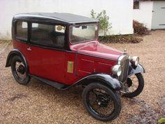Austin Seven Saloon 1934