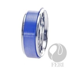 FERI Plangsten - Ring - Plangsten ring - Shell inlayed - Dimension: 8mm (Width)  FERI Tungsten, Plangsten and Hi-Tech Ceramic collections are unique with deep luster from within. The flawless features and indestructible nature of FERI Tungsten, Plangsten and Hi-Tech Ceramic pieces will create an everlasting beauty and confidence.   www.gwtcorp.com/ghem or email fashionforghem.com for big discount Tungsten Mens Rings, Optical Glasses, Luster, Sterling Silver Jewelry, Confidence, Shells, Rings For Men, Wedding Rings, Display