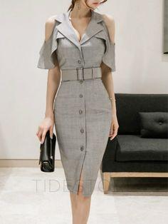 OL Cape Sleeve Cold Shoulder Suit Bodycon Dress http://shareasale.com/r.cfm?b=940818&u=1425877&m=65860&urllink=https%3A%2F%2Fwww%2Echicnico%2Ecom%2F&afftrack=