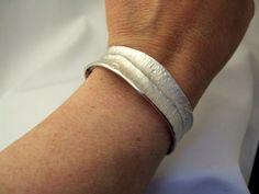 Silver bracelet  www.olinkastyle.nl