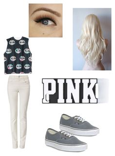 """""""causal gray"""" by breyona37 ❤ liked on Polyvore"""