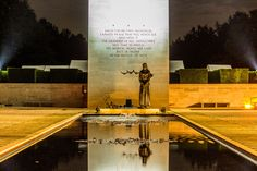 8,301 Americans that gave their lives during World War II are buried in Netherlands American Cemetery. 1,722 are commemorated on the Walls of the Missing.