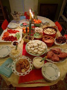 Boxing Day feast: On Bradstreet