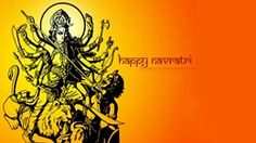 Happy navratri Durga Maa Wallpapers at Hdwallpapersz.net
