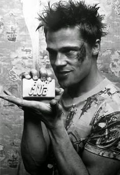 Poster El Club de la Lucha Brad Pitt | Merchandising Películas