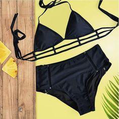 Luce perfecta en la playa🌴 Nuestro nuevo fit de panty con tiro alto te encantará #LiliPink #vacaciones #vestidosdebaño
