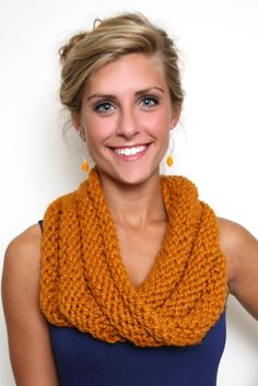 Infinite Possibilities Scarf in Gold
