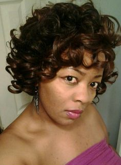 sew-in by Shanika @ Rockwall Salons