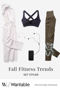 Upgrade your fall workout wardrobe. Get 7 curated pieces from our personal stylists. Curated for your workout, shape, and budget. Keep what you love, return what you don't. Free shipping & returns.