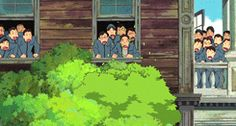 This is the best show! From up on Poppy Hill