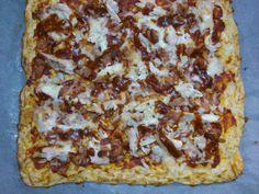 VHH-pitsapohja Vehnäleseiden tilalle jotain? Fodmap, Hawaiian Pizza, Pepperoni, Mozzarella, Vegetable Pizza, Philadelphia, Banana Bread, Gluten Free, Keto