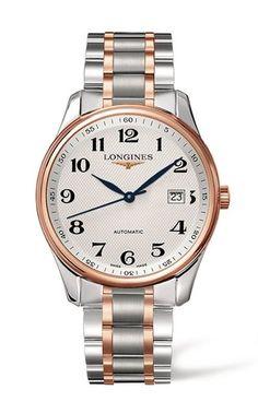 Bạn có thích mẫu đồng hồ đến từ bộ sưu tập Longines Master không? http://www.donghotantan.vn/master-collection.html