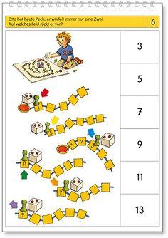 Piccolo: rekenen 1 kaart 6
