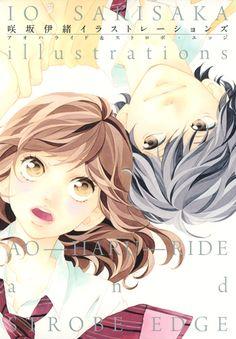 Ao Haru Ride & amp;  Strobe Edge livre Illustration par Sakisaka IoReleased sur 25/05/2015