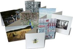 Digital Colour Services - Greetings cards printed from your designs.