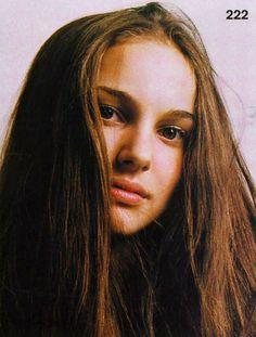 Natalie Portman by David Sims for Harper's Bazaar November 1997