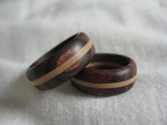 Custom Order For RJ  Two Rings Sized 7 And 9 1/2  His by gammamike, $50.00