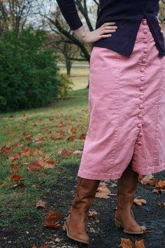 ideas for the Colette Beignet skirt pattern.....