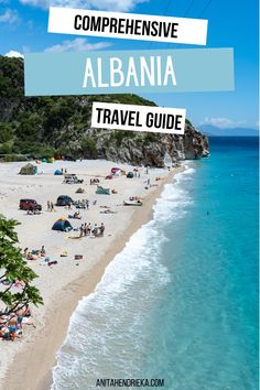 There's no doubt that Albania is a hidden gem in Europe, many people don't even know it exists!This is why I created the best Albania travel guide to the country which includes the best places to visit in albania, things to do in albania, albania food recommendations, albania beaches, albania travel tips and locals guides including Saranda, Tirana, Ksamil, Vlore, Berat, Theth, Korca and more! Albania is a top balkan destination and best Europe vacation spot for the European summer! Europe Travel Outfits, Europe Travel Guide, Travel Guides, Travel Destinations, Travel Tips, Albania Beach, Visit Albania, Albania Travel, European Summer