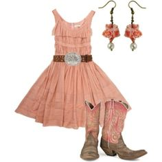 Complete country girl outfit. by nicole