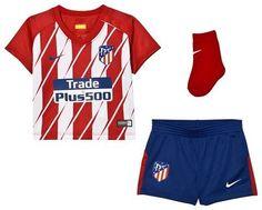 Atletico Madrid Atletico de Madrid Infant ́s Home Kit