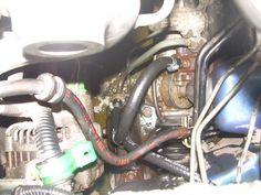 DIY Civic eg power steering to manual conversion