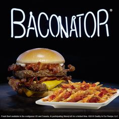 How I Made Wendy's® Baconator® at Home - A Southern Fairytale