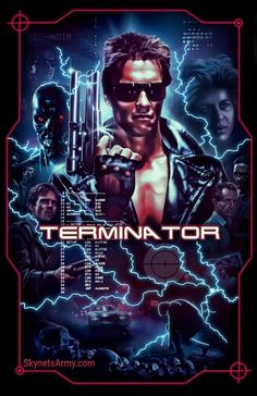 "redskullspage:  ""The Terminator  """