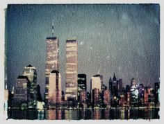 Never Forget.  Always cherish the memory of NYC, and honor that glorious town.